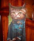 Женская одежда из льна недорого, новая майка-туника 42 разм, Ковров