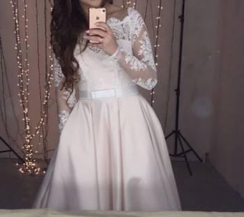 Свадебное платье (торг уместен)