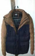 Майка ufc kfc, зимняя мужская куртка, рост 180, размер 2xxl, Пичаево