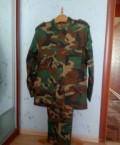 Длинная джинсовая куртка мужская, продам полевой костюм, Мичуринск