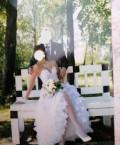 Нарядное платье на свадьбу миди, платье свадебное, Новомосковск