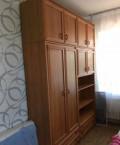 Стенка- шкаф, кровать с матрасом, стол, Тула