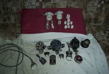 Старые электрические штучки