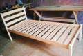 Кровать деревянная, Черноморское