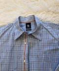 Рубашка Марина Яхтинг р46, мужские рубашки класса люкс, Новосибирск