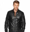 Куртка кожаная Cole Haan, оригинал, футболка metallica zara, Благовещенск