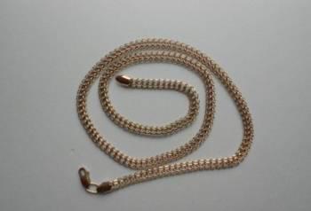 Золотая цепь и браслет