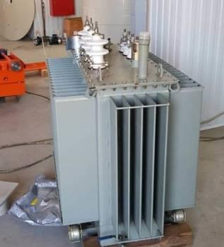 Силовые трансформаторы тмг- 250 (6, 10)