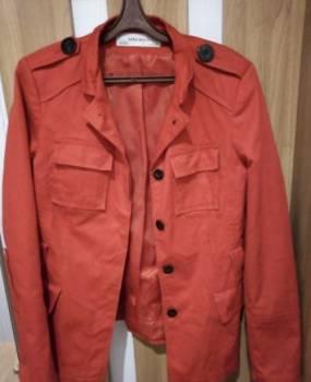 Зимняя одежда мехом наружу, ветровка Zara