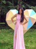 Платье-трансформер розового цвета, красивые вечерние платья летние, Ульяновск