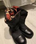 Обувь на широком каблуке, сапоги р.33, Им Свердлова