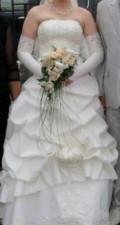 Свадебное платье, магазин дизайнерской одежды лабиринт дисконт, Новосибирск