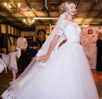 Одежда марки чаруэль, свадебное платье