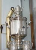 Самовар на дровах 1956 г. большой 7 литров, Пятницкое