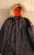 Куртка Аляска, пуховики мужские остин, Лянтор