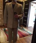 """Мужские пуховики купить в интернет магазине со скидкой, костюм (новый)""""liga""""пиджак, брюки, Михайлов"""