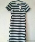 Платье в клетку расклешенное к низу, женское платье, Тамбов