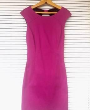 Платья для дружек невест, платье розовое малиновое zara