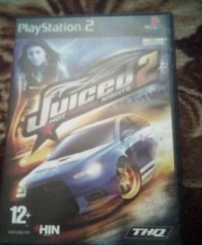 Диск для PlayStation2