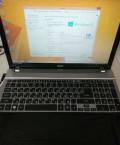 Acer V3 551 AMD A10 4 ядра, Умет