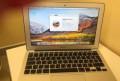 "Apple MacBook Air i7 4 ram 128 rom 11. 6"", Няндома"