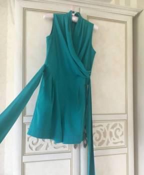 Платья в стиле ретро на полных, комбинезон отличное состояние