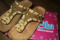 Шлепанцы skechers, обувь из натуральной кожи крокодила, Ковернино
