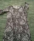 Туника-платье тепленькая, женская одежда кира пластинина каталог, Гвардейское