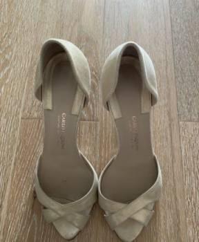 Босоножки Carlo Pazolini, туфли на платформе glam