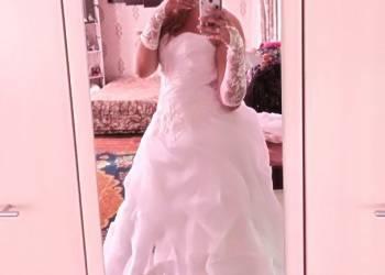 Свадебное платье, верхняя одежда марка