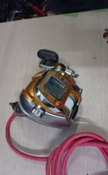 Мультипликаторная катушка Daiwa Seaborg 500 MT