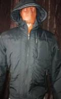 Длинная футболка с разрезами по бокам купить, новая Куртка Осенняя утепленная черная, Сим