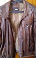 Пальто мужское брендовое, куртка натуральная кожа, Иваново