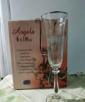 Набор фужеров для шампанского, Подбельск