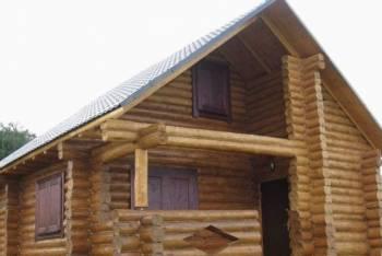 Срубы домов, цены от производителя