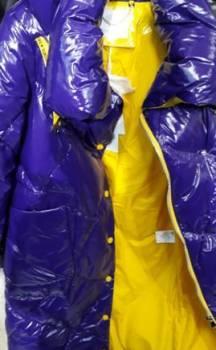 Одежда бмв оригинал, продаю пуховики-одеяло, лак, зима 2019, био-пух, эк