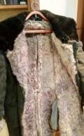 Тулуп из овчины р-р 48-50, брендовые марки мужской одежды, Частые