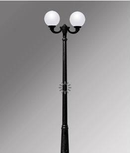 Столб фонарный уличный ricu ofir / globe 300 2L