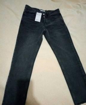Купить платье свободного кроя недорого, джинсы женские Zara