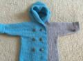 Кардиган ручной вязки детский, женская одежда диля оптом, Шаран