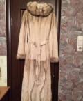 Одежда для бодибилдеров горилла, норковая шубка 42-44, Георгиевка