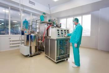 Оборудование для производства нано-косметики из глауконита и сапропеля
