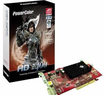 Видеокарта PowerColor HD2400 PRO 256MB AGP
