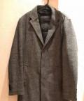 Пальто zara р. М, мужские куртки 58 размер, Березово