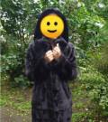 Японское платье трансформер, норковая шуба, Райчихинск