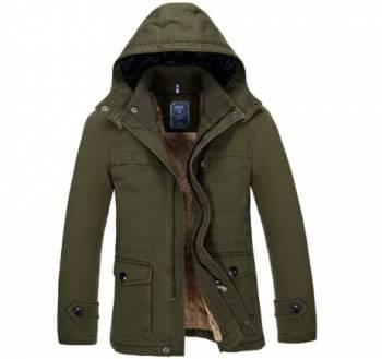 Куртка мужская демисезонная hugo boss blue, куртка зимняя новая Zawa