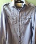 Рубашка F& F (UK) -M-46, мужская одежда для бодибилдинга, Бийск