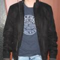 Куртка в отличном состоянии, футболка gucci полосатая, Донецк