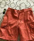 Спортивные брюки мужские прямого покроя утепленные, шорты Ralph Lauren Fatique Cargo, Пенза