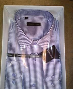 Мужские футболки без принта, рубашка